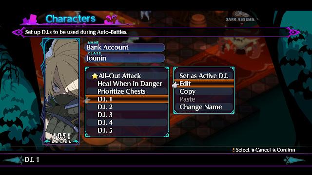review demo disgaea 6 defiance of destiny switch demonic intelligence