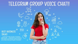 Telegram voice chats, Telegram Update Supports Group Voice Chats and Announce Messages