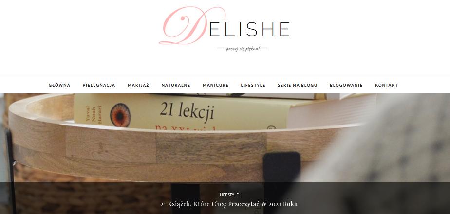 delishe blog
