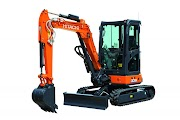 Hitachi Excavators ZX33U-6