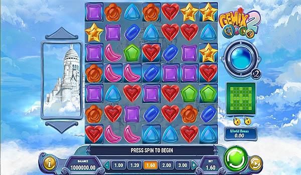 Main Gratis Slot Indonesia - Gemix 2 Play N GO