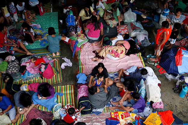Thousands evacuated to avoid floods due to non-stop rains