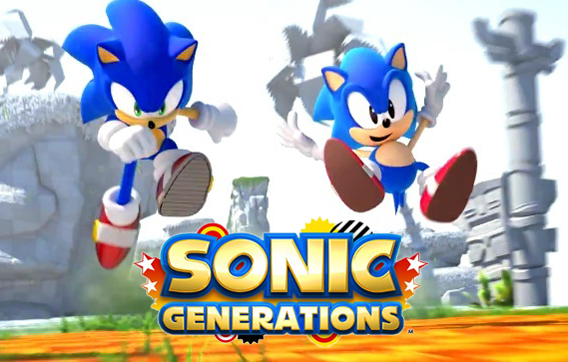 Sonic Generations (Decrypted 3DS Rom)
