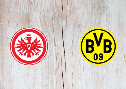 Eintracht Frankfurt vs Borussia Dortmund -Highlights 05 December 2020
