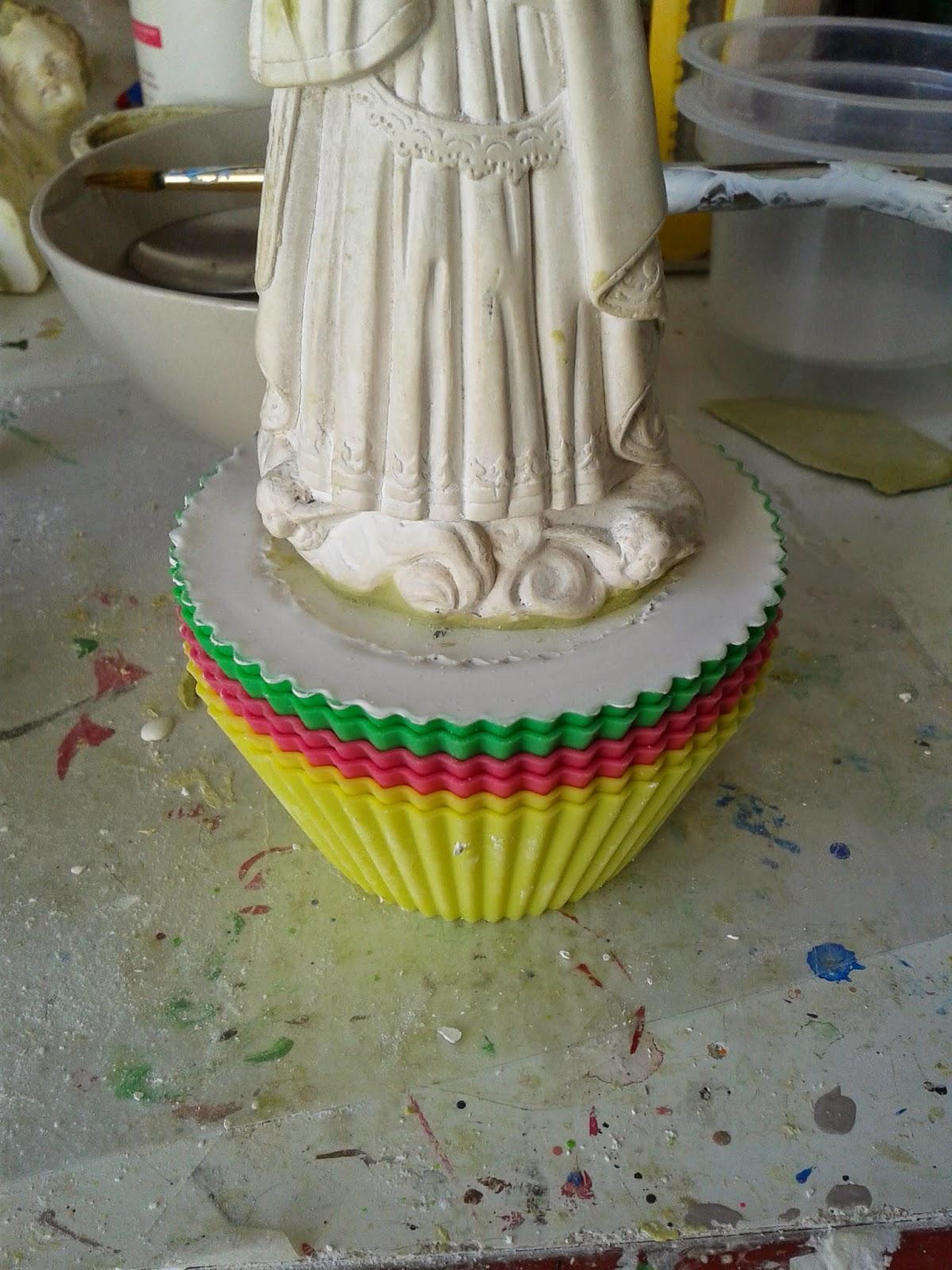 Magasin Moule Platre Cup Cake
