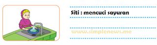tugas siti mencuci sayuran www.simplenews.me