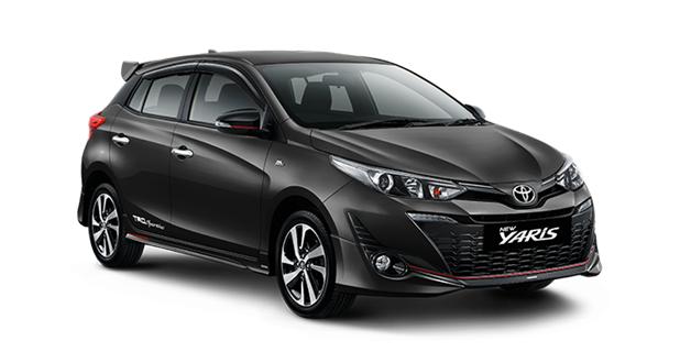 Toyota Yaris Yang Modern Dan Sporty, Harga OTR Surabaya Paling Murah Di Auto2000
