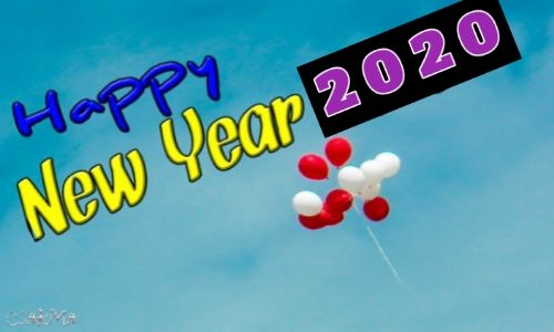 Happy New Year Wishes Quotes 2020, Happy New Year Greetings 2020