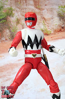 Lightning Collection Lost Galaxy Red Ranger 17