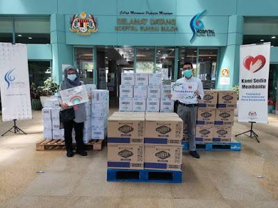 clorox malaysia, sumbangan clorox malaysia, kempen clorox, produk pembersihan dan disinfeksi jenama clorox