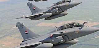 بالفيديو| تفاصيل ضربة القوات الجوية المصرية ضد الإرهابيين في ليبيا