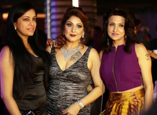 Kajoli Seghal, Meenakshi Dutt and Vandy Mehra
