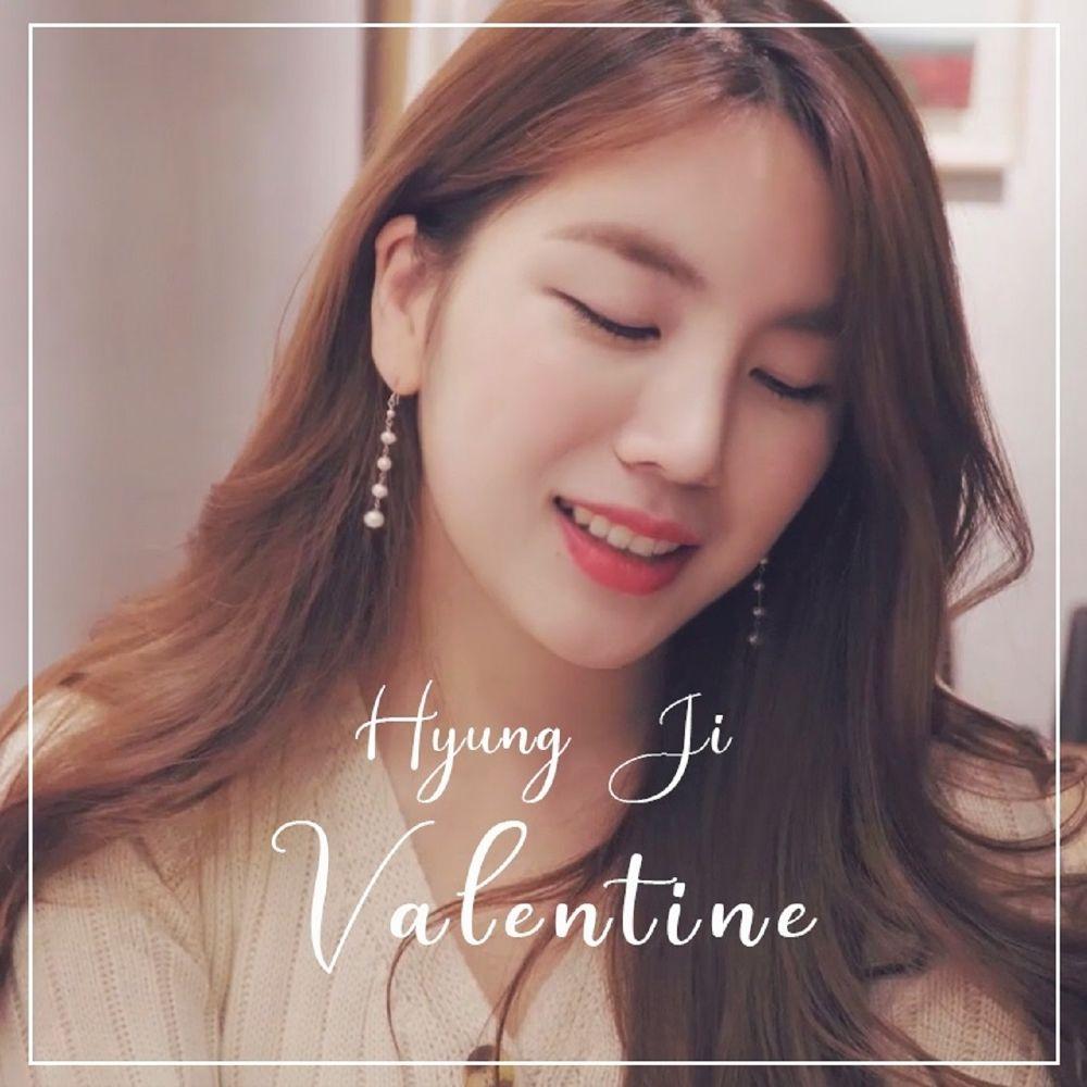 Hyung Ji – Valentine (Feat, HVDR) – Single
