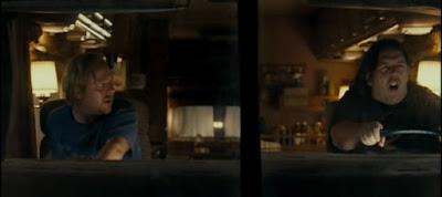Simon Pegg et Nick Frost dans le film Paul de Greg Mottola, réplique culte, comédie