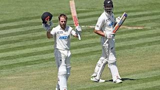 Kane Williamson 251 - New Zealand vs West Indies 1st Test 2020 Highlights
