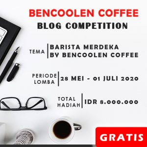 Bencoolen Coffee Blog Competition || Zahrapedia Info 2020