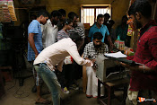 Indrasena Working Stills-thumbnail-4