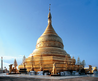 Bagan Golden Pagoda