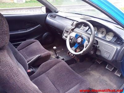 Interior Honda Estilo