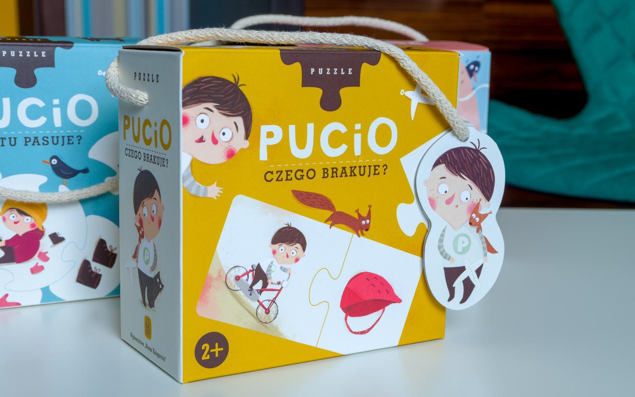 Pucio- czego brakuje?