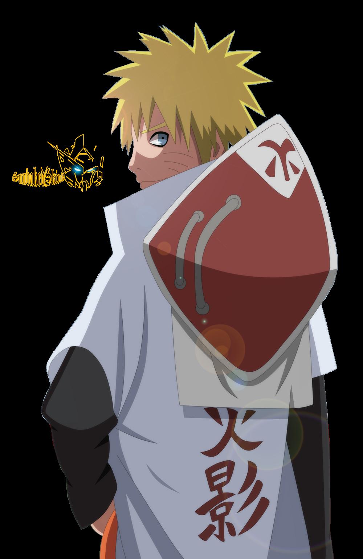 PNG-Naruto Hokage