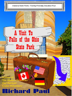 indiana state parks, indiana fishing, fossil river, family friendly, indiana travel guide, fossils for kids