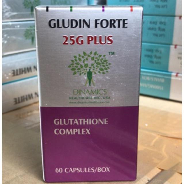 GLUDIN 25G Plus Antioksidan dan Whitening Suplemen