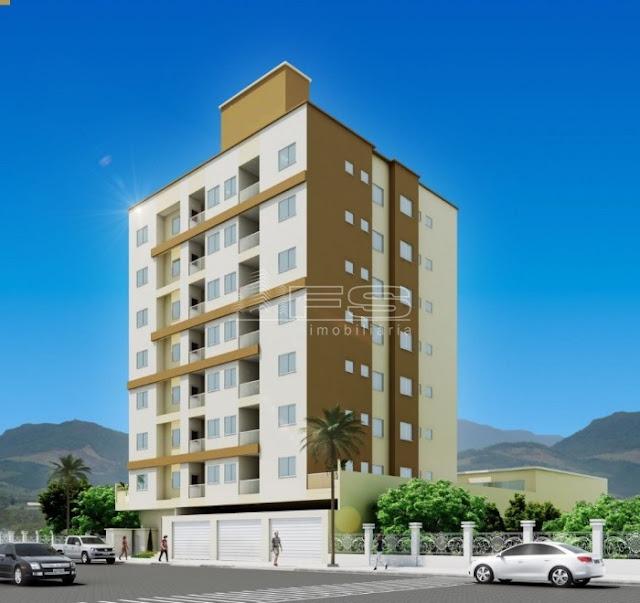ref: 1600 - Residencial Paraná - Apartamento 2 dormitórios - Bairro Morretes - Itapema/SC
