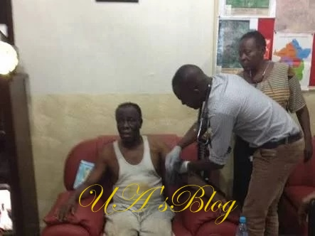 Police rescue Mikel Obi's father from kidnappers