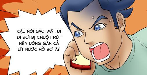 Kim Chi & Củ Cải (bộ mới) phần 232: Cuộc gọi khẩn cấp