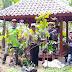 Encep Anang Rahmat Cakades Terpilih Desa Pangrumasan Pendeuy Garut, Tanam 200 Pohon Mangga dan Kayu.