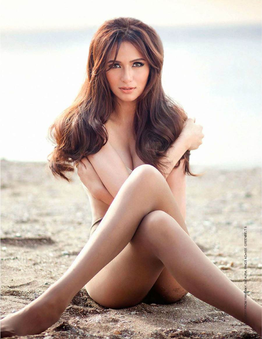 Tattoo tied jennylyn mercado naked voyeur
