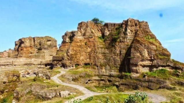 wisata ke Brown Canyon, Semarang