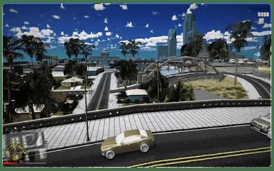 GTA San Andreas Ultimate Graphics Mod 2.0 Mod