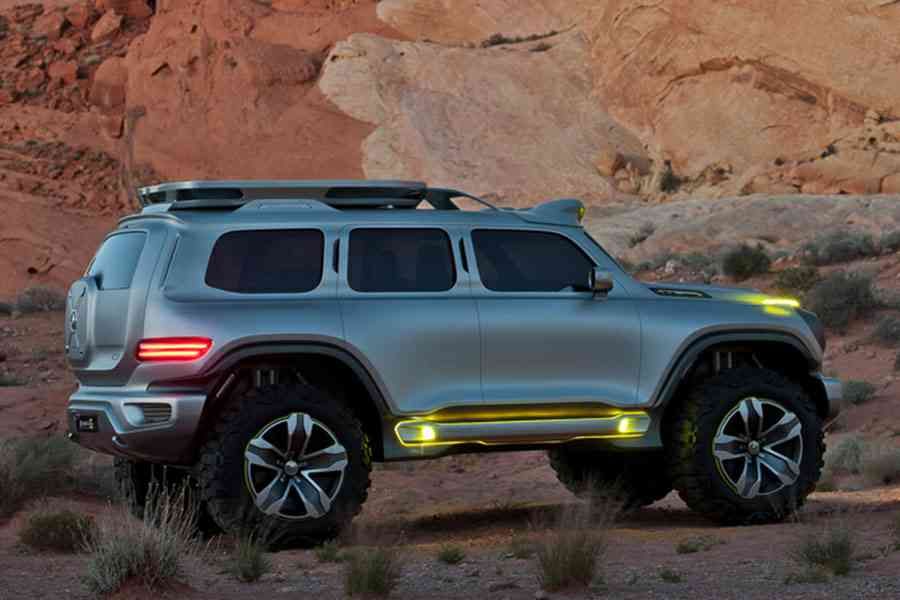 2020 Mercedes-Benz G-Wagon | The ultimate challenger