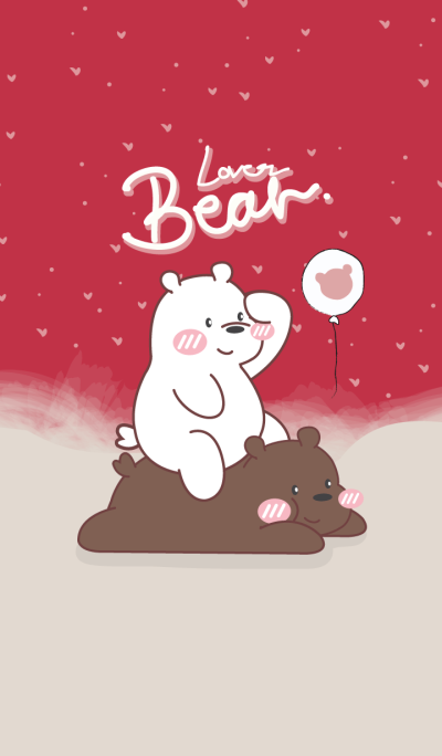 Bear Lover (Rose ver.)