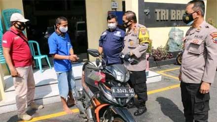 DPO Diciduk Polisi