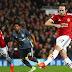 Laporan Pertandingan: Manchester United 2-0 Benfica