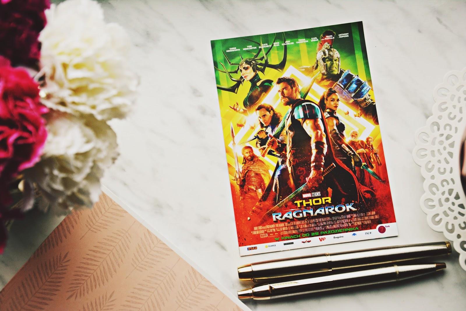 Thor:Ragnarok- Recenzja
