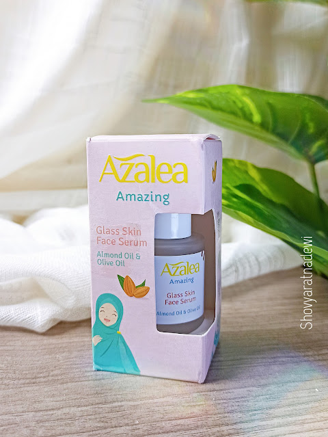Azalea Amazing Glass Skin Face Serum