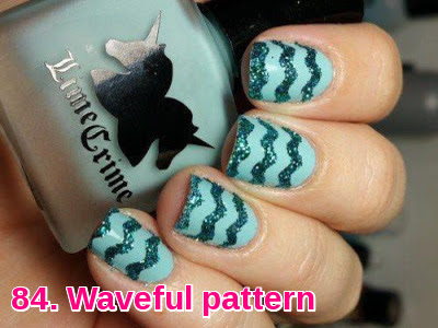 Waveful pattern