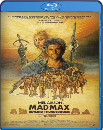 Mad Max Beyond Thunderdome [1985] [BD25] [Latino]