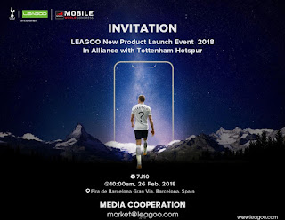 Kane at leagoo mcw2018