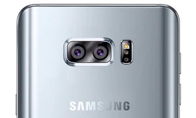 kamera belakang samsung galaxy s8