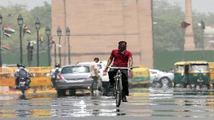 Νέο Δελχί - Η θερμότερη ημέρα των τελευταίων 76 ετών