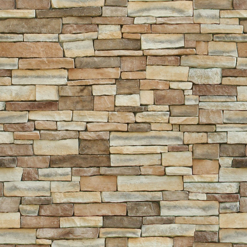 Free Seamless Textures for Computer Graphics: Stone Wall ...