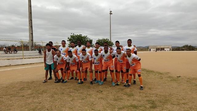 Equipe do Engenho vence o São Paulo e segue líder do Grupo A pelo Campeonato Municipal de Macajuba.