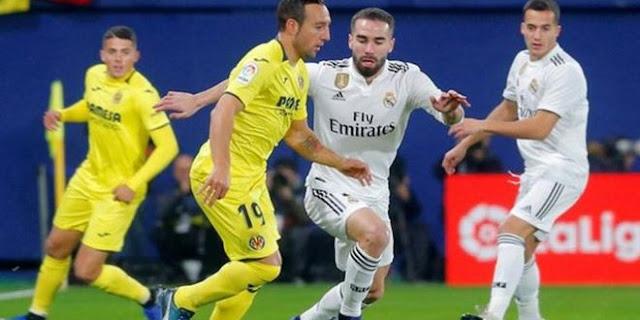 ريال مدريد يتعادل مع فياريال في الجولة الثالثة من الدوري الاسباني