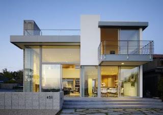 Trend 2016 - Desain Rumah Mewah Minimalis 01