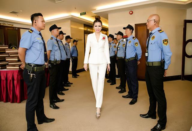 trang phục bảo vệ chuyên nghiệp
